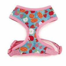 """East Side Collection Fruit Frenzy Dog Harness M Chest Size 16""""-22"""" NWT"""