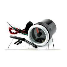 Tachimetro Dell'Annata Contagiri Universale LED Giallo Auto Manometro Nero