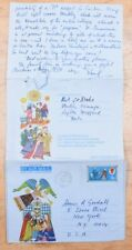 MayfairStamps Great Britain 1969 Oxford to New York New York Christmas Holiday U