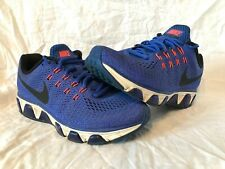 NIKE AIR MAX TAILWIND 8 WOMENS SIZE 7 RUNNING ATHLETIC SHOES BLUE/ORANGE/BLACK