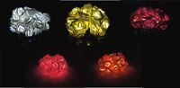 20 LED Rose Flower Fairy String Lights For Wedding Garden Party Christmas Decor