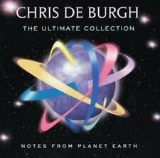Chris De Burgh - Notes From Planet Earth (NEW CD)