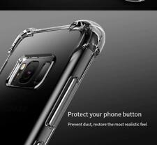 360° TPU Case Shockproof Full Protector Cover For Samsung Galaxy S7 Edge S8 S6
