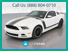2013 Ford Mustang Boss 302 Coupe 2D Cruise Control Dual Air Bags Side Air Bags Rear Spoiler ABS (4-Wheel) Power Door