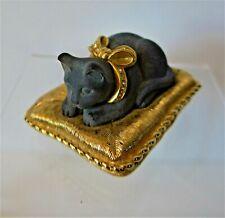 ESTEE LAUDER BLACK CAT EARLY EDITION SOLID PERFUME  #9