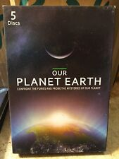 Our Planet Earth Dvd 5-Disc Set - SAME DAY FREE SHIP