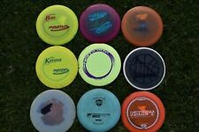 USED 9 disc golf lot Innova Discraft Discmania Axiom