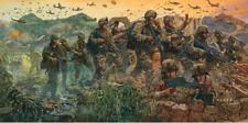 """Sky Soldier Legacy"" James Dietz - Military Art"