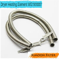 New electric dryer element replaces General Electric, Hotpoint, RCA, WE11X10007
