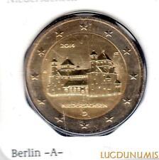 Allemagne 2014 2 Euro A Berlin Eglise Saint Michel FDC provenant du coffret BU 2