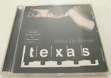 Texas - White On Blonde (CD Album 1997) Used Very Good