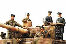 Hobbyboss 1:35 scale - German Panzer Tank Crew Normandy 1944 HBB84401