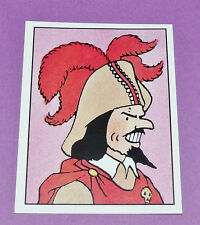 N°24 PANINI TINTIN HERGE LOMBARD 1990 MILOU CAPITAINE HADDOCK TOURNESOL DUPONT