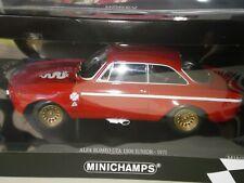 Minichamps 1/18ème Alfa Romeo GTA 1300 Junior 1971