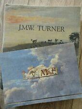 J.M.W. Turner: Catalogue Exposition Galeries nationales du Grand Palais, Paris
