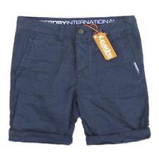Pantalones cortos de hombre 100% algodón talla M