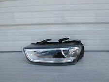 2015 Audi Q3 Left Driver OEM Xenon HID LED AFS Factory Headlight 15 Perfect
