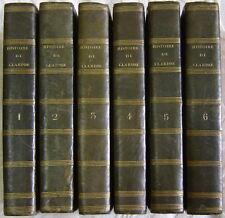 Richardson, Samuel, Lettres angloises, ou Histoire de Miss Clarisse, 1784