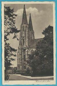 AK Ansichtskarte Postkarte Soest die Wiesenkirche, Dülberg Soest, echt gelaufen