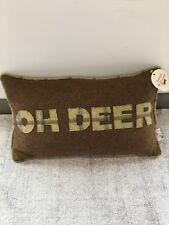 Oh Deer Cushion, Hannah Williamson