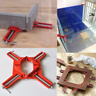 New 90°Degree Right Angle Picture Frame Corner Clamp Holder Woodworking Hand Kit