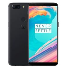 OnePlus 5T Smartphone Android 7.1 8G+128G Octa Core 16MP WIFI GPS Touch ID 20MP