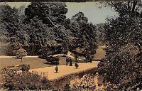 POSTCARD    YORKSHIRE    HARROGATE   The Valley  Gardens            Tuck