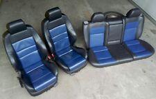 VW Golf 4 Colour Concept Recaro Lederausstattung Sitze Leder GTI TDI V6 Turbo