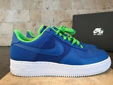 NIKE AF1 AIR FORCE ONE LOW PREMIUM SP SIZE 9 MEN'S SNEAKERS HUARACHE 354716 441