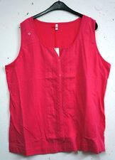 Sheego Damenblusen, - tops & -shirts mit Rundhals-Ausschnitt und Übergröße