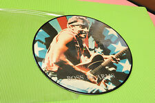 BRUCE SPRINGSTEEN LP PICTURE DISC BOSS IN ARMS NM PROMO ORIGINAL !!!!!!!!!!!!!