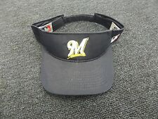 OUTDOOR CAP OC BASEBALL MLB TEAM HAT VISOR ADJUSTABLE MILWAUKEE BREWERS NEW