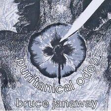 Bruce Janaway Puritanical Odes CD NEW SEALED 2011 Downer Folk