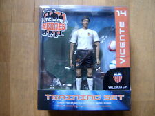 FTChamps Vicente 14 - Figura de acción 17 cm. Serie Heroes - Valencia C.F.