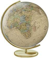 Columbus Weimar Illuminated Glass Desktop Globe - 16 Inch