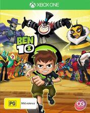 Ben 10 Xbox One Game NEW