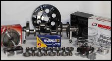 Chevy 400 Assembly Scat Crank 6 Rods Wiseco 125cc Dh 4125 Pistons 400 Mj