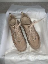 DIOR NUDE / BEIGE D CONNECT Sneakers Trainers SOLD OUT SIZE UK 6 EU 39