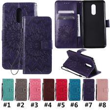 Sun Embossing PU Leather Flip Wallet Stand Case For LG Stylo 5 K20 V40 K10 2017
