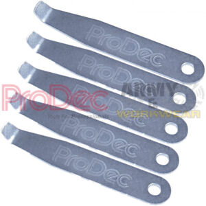 5 x ProDec Paint Can Opener Painters Tin Opener, Trade Tool For Professionals
