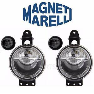 For Mini Cooper R52 R55 R56 R57 R58 R59 Pair Set of 2 Front Parking Light Assies