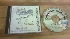 CD Religion Gospelchor Heidmühle - Freedom (24 Song) JANINE WILSON signiert