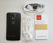 Samsung Galaxy S5 SM-G900V - 16GB - Charcoal Black (Unlocked) Smartphone