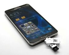 Adata MicroSD 64GB OTG Dual USB Micro Flash Drive For Samsung Galaxy Note  Tab4