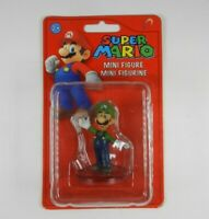 Nintendo Super Mario Bros. LUIGI (2011) Globalmax Mini Figure