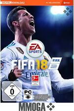 FIFA 18 Key - EA Origin Download Code - FIFA 2018 - PC Standard Version [EU/DE]