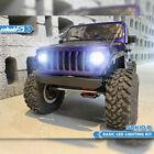 Basic Headlight / Rear Brake Light Kit for SCX10 III Jeep JLU Wrangler
