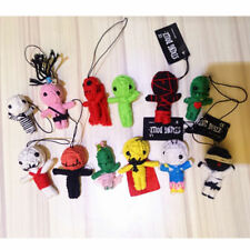 Voodoo Doll Key Ring Keychain Keyring Cute Phone Strap Hanging Charm  Popular