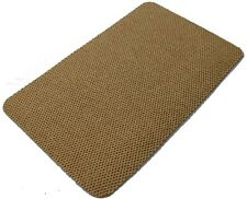 Sand Inside Mini Diamond Doormat Front Back Step Polypropylene 80cm x 50cm Mat