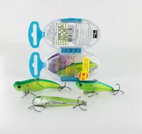 River2Sea Glassie Vibe 50/65, VMC hooks, Lite Viibrationbait, best quality baits